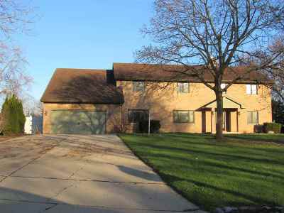 Green Bay Single Family Home Active-No Offer: 824 Terraview