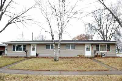 Kaukauna WI Multi Family Home Active-Offer No Bump: $154,900