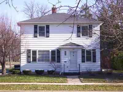Oshkosh Single Family Home Active-Offer No Bump-Show: 1046 Evans