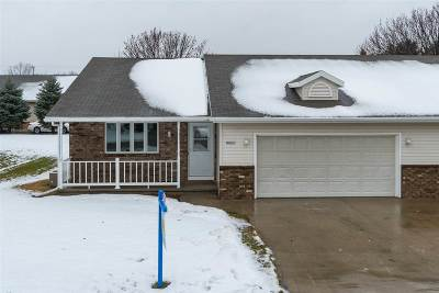 Appleton Single Family Home Active-Offer No Bump: N9665 Gina