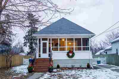 Neenah Single Family Home Active-Offer No Bump: 217 4th