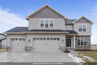 Appleton Single Family Home Active-Offer W/Bump: 5384 N Amethyst