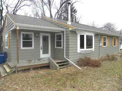 Oshkosh Single Family Home Active-No Offer: 6473 W Decorah