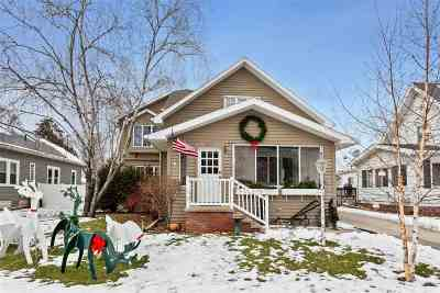 Menasha Single Family Home Active-No Offer: 377 Cleveland