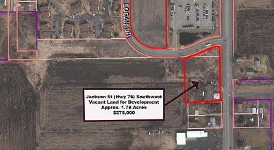 Oshkosh Residential Lots & Land Active-No Offer: Jackson