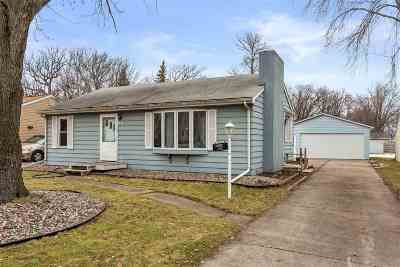 Neenah Single Family Home Active-No Offer: 122 Plummer
