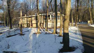 Waupaca Single Family Home Active-No Offer: 7957 6th