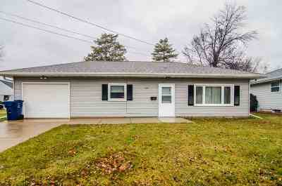 Wrightstown Single Family Home Active-Offer No Bump: 824 Main