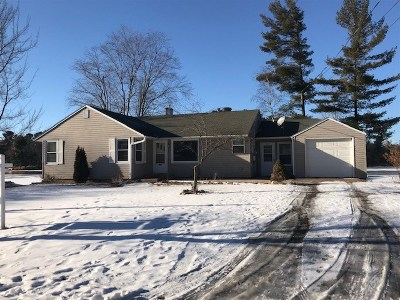 Shawano County Single Family Home Active-No Offer: 367 Fairview