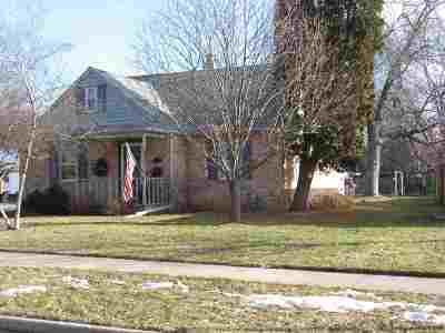 Oshkosh Single Family Home Active-No Offer: 1126 Powers