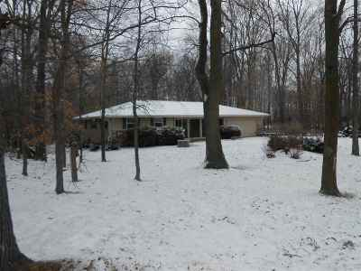 Neenah Single Family Home Active-Offer No Bump-Show: 8374 Clayton