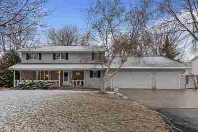 Appleton Single Family Home Active-Offer No Bump: N371 Tamarack