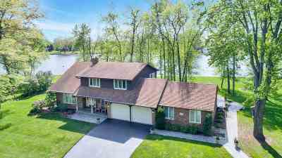 Howard, Suamico Single Family Home Active-No Offer: 2726 Summerset