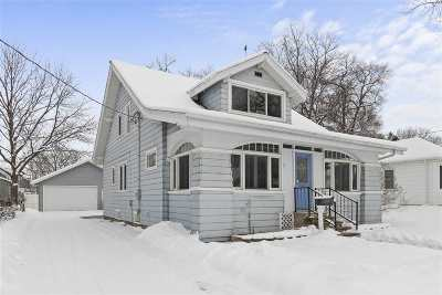 Neenah Single Family Home Active-Offer No Bump: 560 Grove