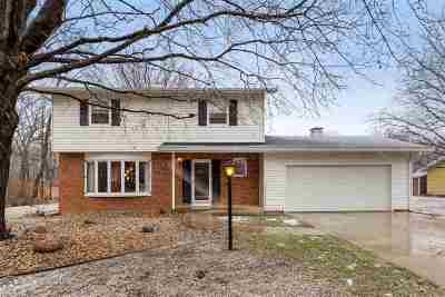 Neenah Single Family Home Active-Offer No Bump: 7390 Murray