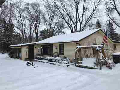 Oneida Single Family Home Active-No Offer: 4580 N Overland