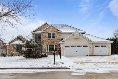 Appleton Single Family Home Active-Offer No Bump: 313 E Haddonstone