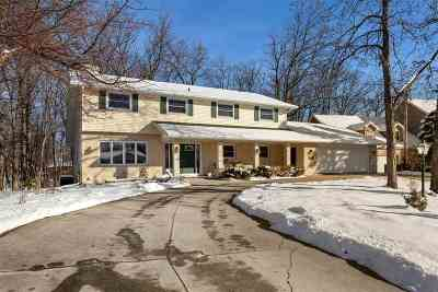 Appleton Single Family Home Active-Offer W/Bump-Show: 3616 E Lexington