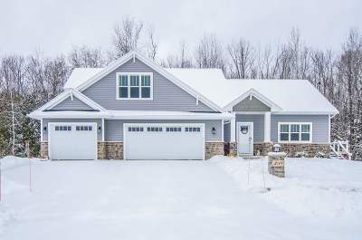 Green Bay Single Family Home Active-No Offer: 2149 Grey Wolf