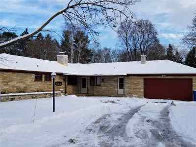 Appleton Single Family Home Active-Offer No Bump: 190 Riverview