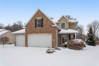 Neenah Single Family Home Active-No Offer: 1594 Kingswood