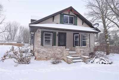 Black Creek Single Family Home Active-No Offer: W3910 Adolph
