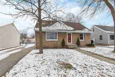 Green Bay Single Family Home Active-No Offer: 1724 10th
