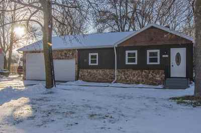 Green Bay Single Family Home Active-No Offer: 1142 Hobart