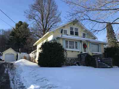 Shawano County Single Family Home Active-No Offer: W12779 Hwy M