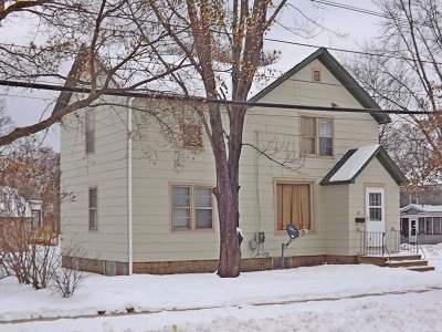 Shawano Single Family Home Active-No Offer: 417 E Division