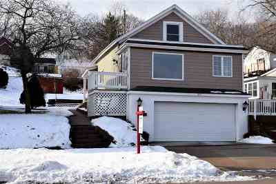 Kaukauna WI Single Family Home Active-No Offer: $115,900