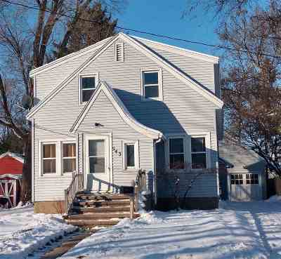 Neenah Multi Family Home Active-Offer No Bump: 543 Grove