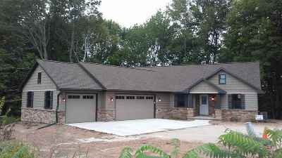 Green Bay Single Family Home Active-No Offer: 751 Westhill