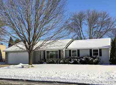 Green Bay Single Family Home Active-Offer No Bump: 2387 Kubale