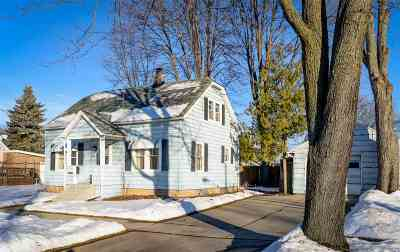 Neenah Single Family Home Active-Offer No Bump: 221 Center