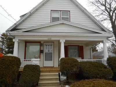Oshkosh Single Family Home Active-No Offer: 1838 Mt Vernon