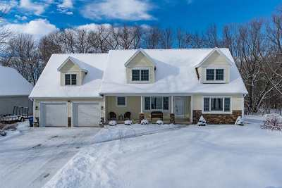 Oshkosh Single Family Home Active-No Offer: 5523 Lake