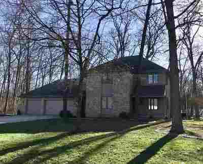 Neenah Single Family Home Active-No Offer: 2441 Woodland
