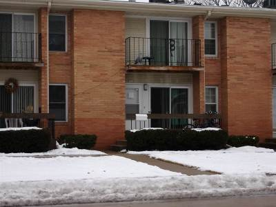 Oshkosh Condo/Townhouse Active-No Offer: 705 W 9th