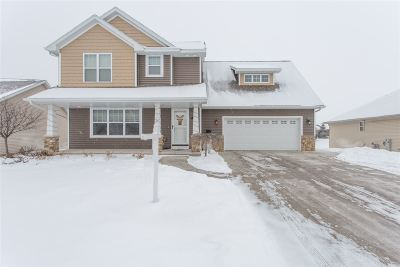 Oneida Single Family Home Active-No Offer: 4854 Isabella