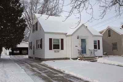 Appleton Single Family Home Active-Offer No Bump: 1905 N Division