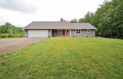 Shawano County Single Family Home Active-No Offer: W271 Center