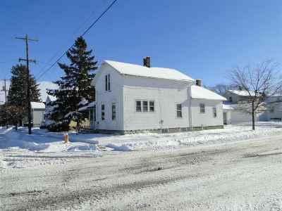 Oshkosh Multi Family Home Active-No Offer: 357 W 8th