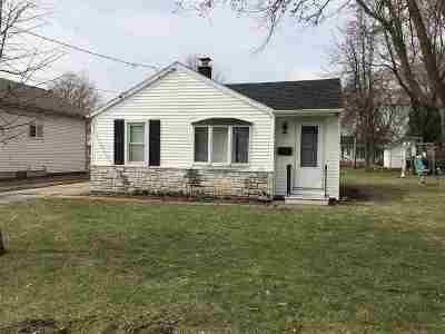 Oshkosh Single Family Home Active-No Offer: 339 N Lark