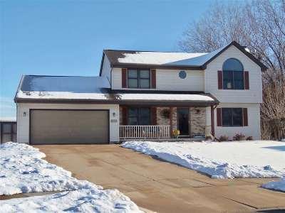 Oshkosh Single Family Home Active-No Offer: 2400 Nicole