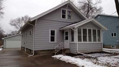 Appleton Single Family Home Active-No Offer: 718 S Mason