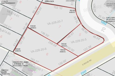 Green Bay Residential Lots & Land Active-No Offer: 2300 Ridge