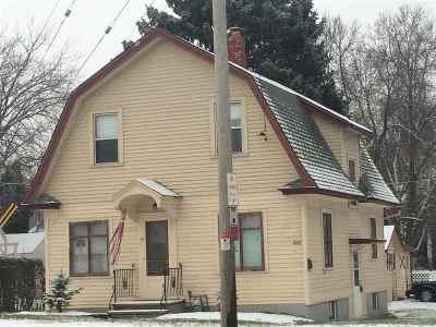 Green Bay Single Family Home Active-No Offer: 1566 E Mason