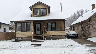 Green Bay Multi Family Home Active-No Offer: 1548 Ellis