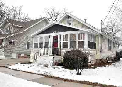 Neenah Single Family Home Active-Offer No Bump: 510 E Franklin
